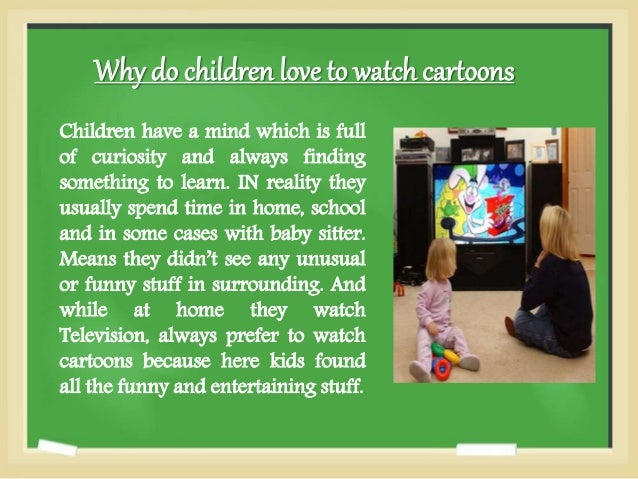 negative effects of cartoons on childrens behavior pdf