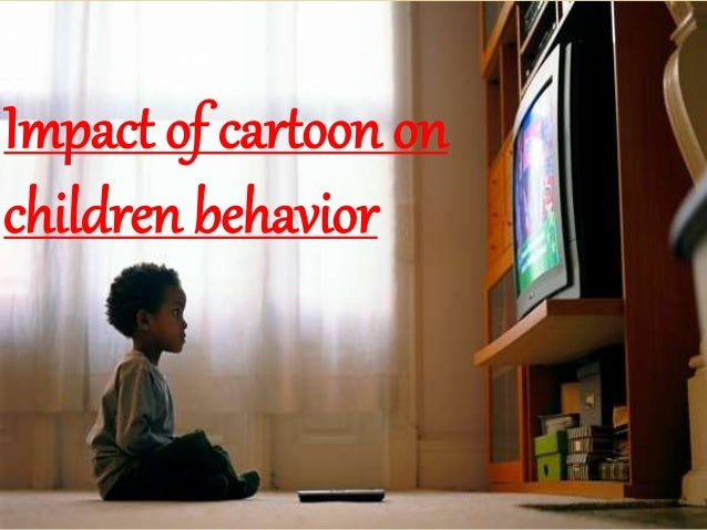 positive effects of cartoons on children