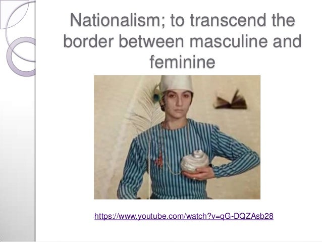 Nationalisms and sexualities pdf