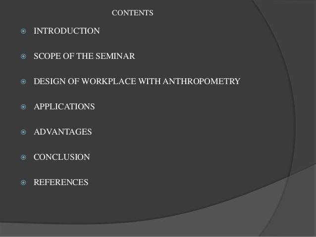 Anthropometry Slide 2