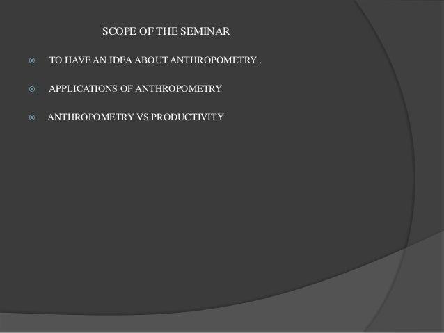 Anthropometry Slide 3
