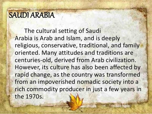 Saudi Arabian dating cultura