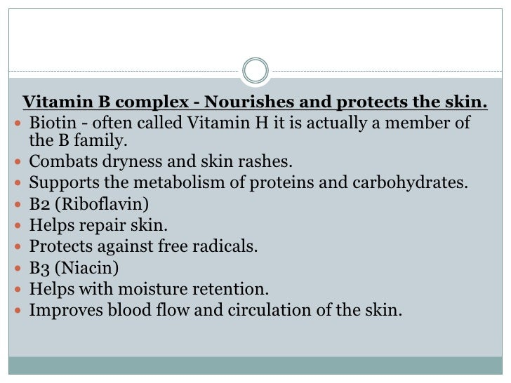 vitamins and aging