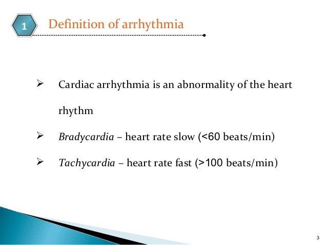 Anti arrhythmic drugs