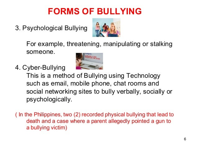 What To Do When Cyber Bullied