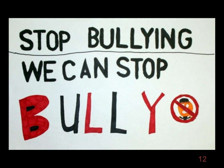 Anti-Bullying Poster Show-Edison Elementary