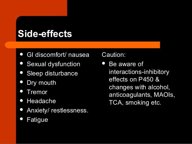 Hot!!!! Please Sexual side effects of anti depressants does the