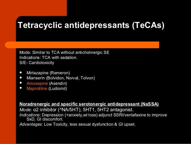 Anti Depressants Without Sexual Side Effects