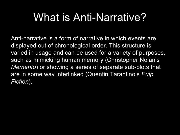 narrative conventions Narrative conventions are used by writers in order to create meaning and tell their stories in interesting and clever ways a story wouldn't be a story without.