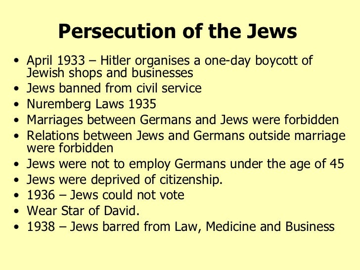 Holocaust and the law