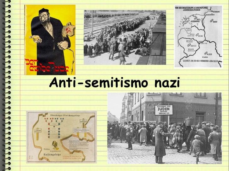 Anti-semitismo nazi