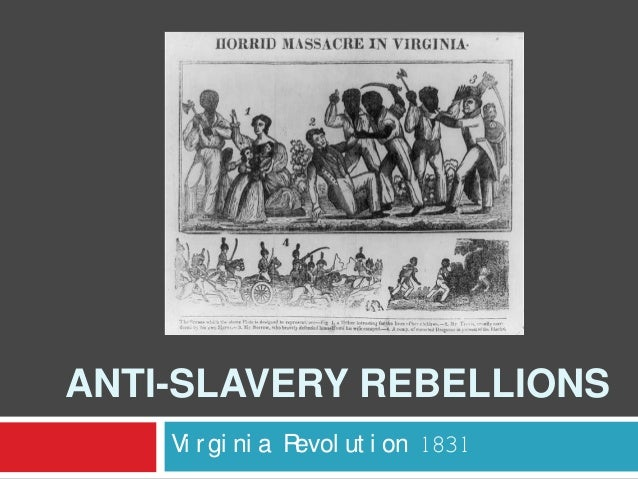 essay nat slavery turner Free essay on nat turner - a heroic and respected black available totally free at echeatcom, the largest free essay community.