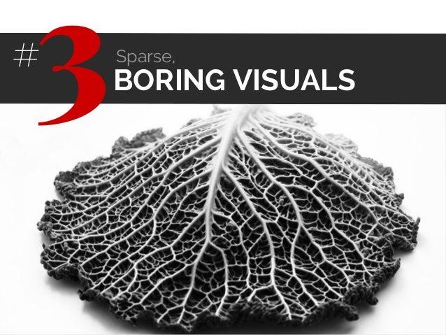 BORING VISUALS3# Sparse,