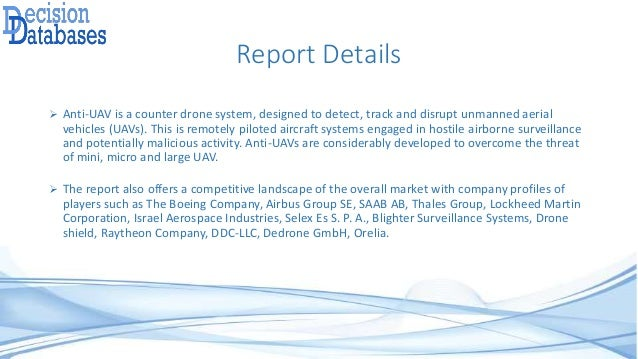 Research On Anti-UAV Market - Industry Size, Trends, Regional Outlook and Forecasts Slide 3