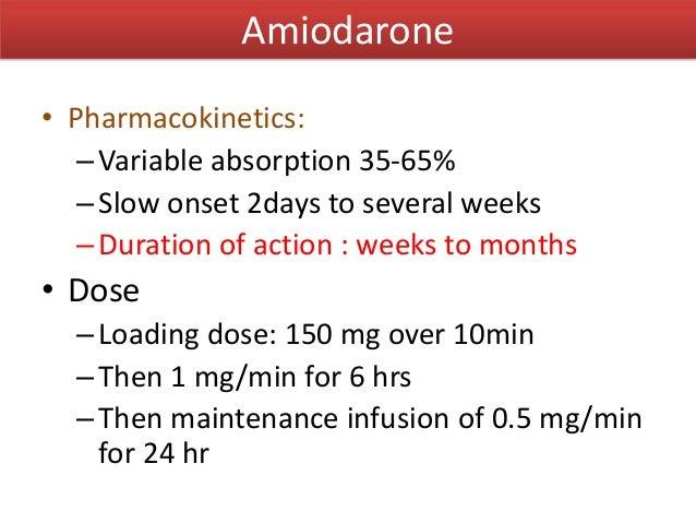 Amiodarone Side Effects Eye