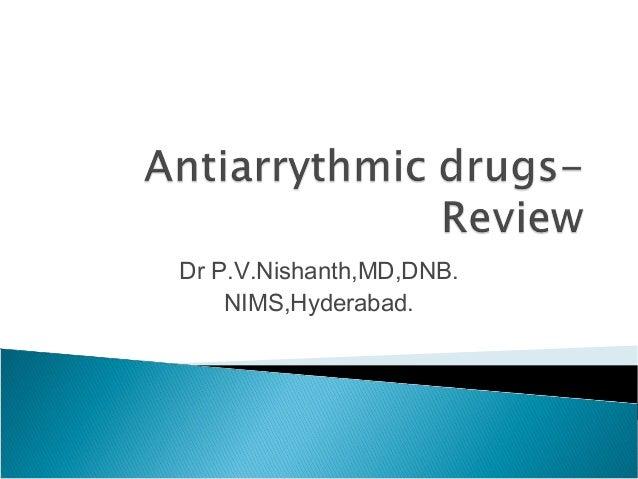Dr P.V.Nishanth,MD,DNB.    NIMS,Hyderabad.