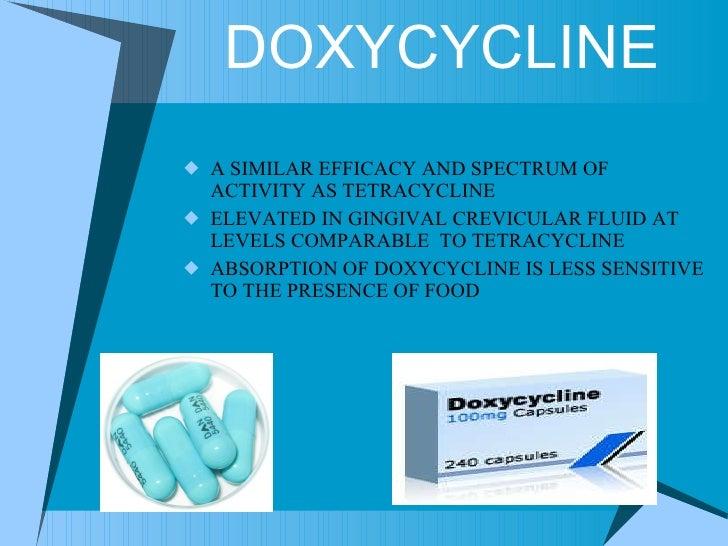 Doxycycline gingivitis treatment