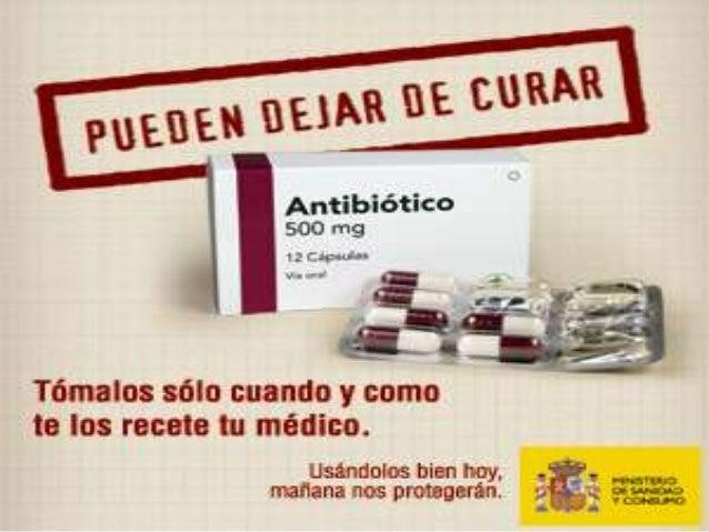 ANTIBIOTICOSANTIBIOTICOSDefiniciones:Antimicrobiano : molécula natural (producida por unorganismo vivo, hongo o bacteria),...