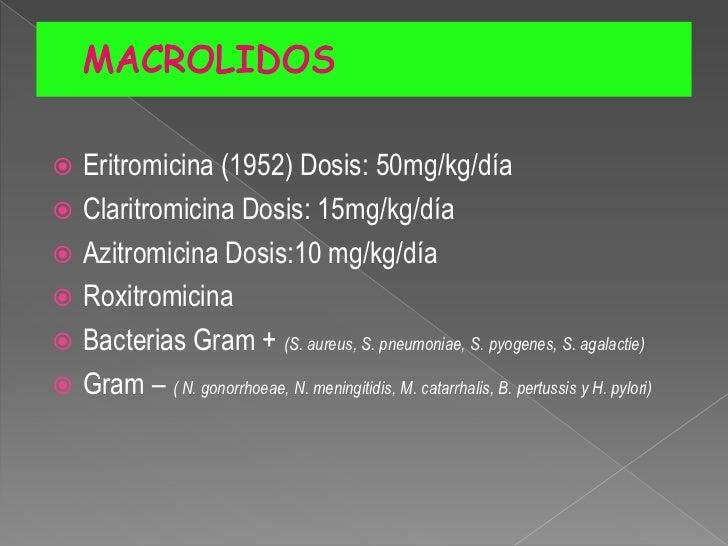 Antibioticos Pediatria
