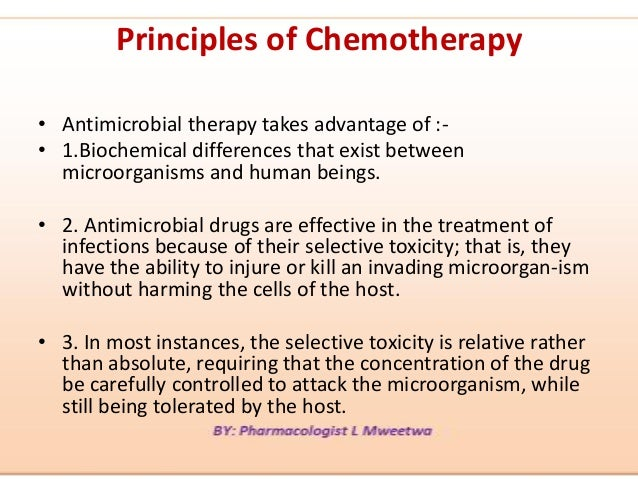 chemotherapy and selective toxicity Ocular changes secondary to chemotherapy  a selective estrogen receptor  ocular toxicity induced by cancer chemotherapy includes a broad spectrum of.