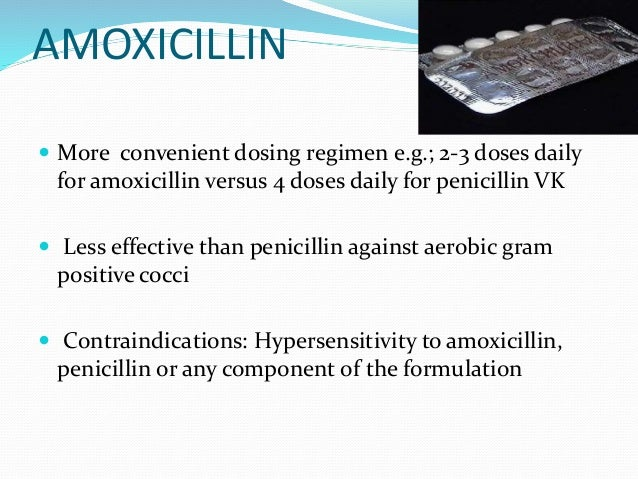 how to write prescription for penicillin