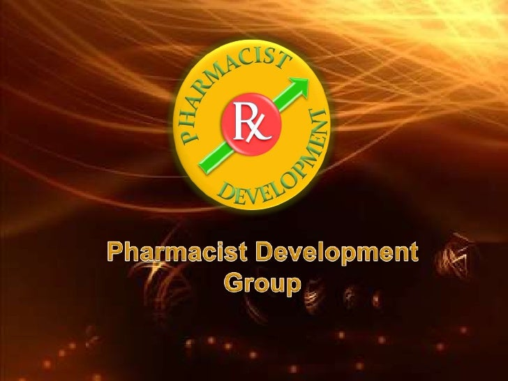 Pharmacist Development<br />Group<br />