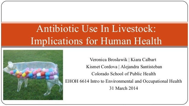 Veronica Broslawik | Kiara Calbart Kismet Cordova | Alejandra Santisteban Colorado School of Public Health EHOH 6614 Intro...