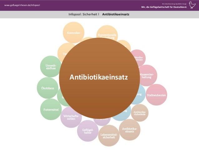 Infopool: Sicherheit l www.gefluegel-thesen.de/Infopool Wo Verantwortung Qualität erzeugt. Wir, die Geflügelwirtschaft für...