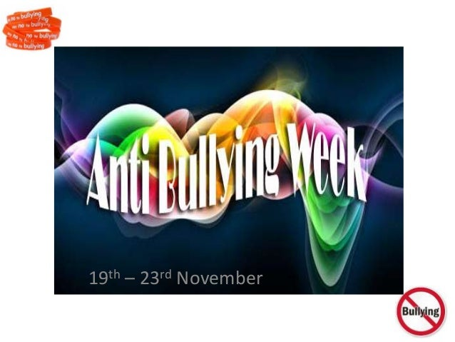 19th – 23rd November