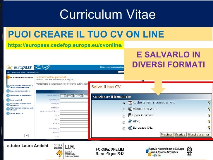 convert pdf to europass xml
