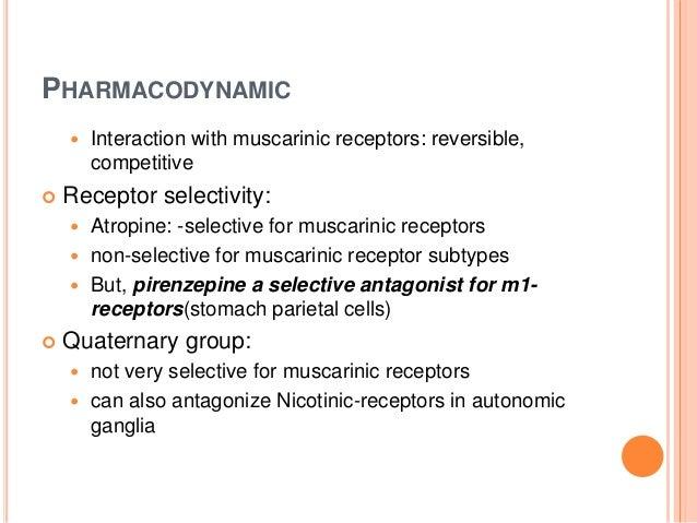 SOURCE  Atropine  - From Atropa belladonnea Datura stromonium  Occurs as l-form, not stable  racemizes to dl-form rapi...
