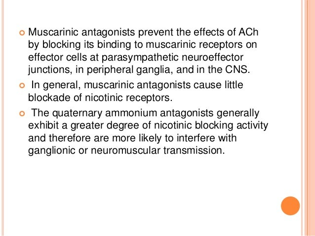 EFFECTS OF ATROPINE IN RELATION TO DOSE