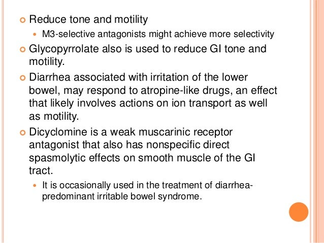  Uses in Anesthesia.  Atropine commonly is given to block responses to vagal reflexes induced by surgical manipulation o...