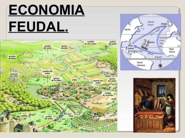 ECONOMIA FEUDAL.