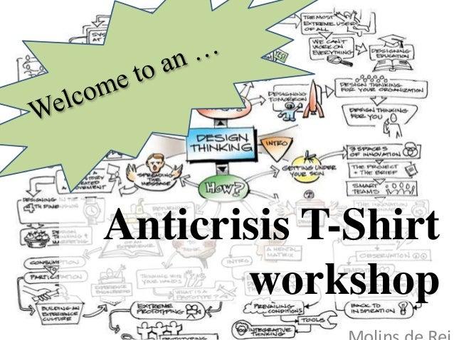 Anticrisis T-Shirt workshop