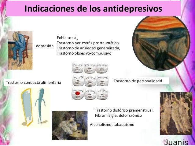 Antidepresivos psicofarmacologia