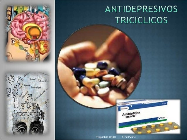 Antidepresivos listo