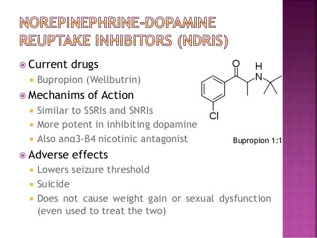 side effects of antidepressants essay The study finds a negative relationship between antidepressant use and  given  that suicides are counts, we use the fixed effects poisson.