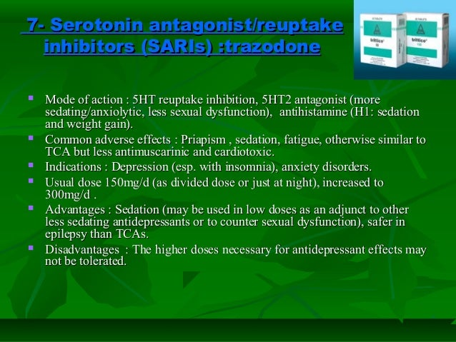 Treatment issues related to
