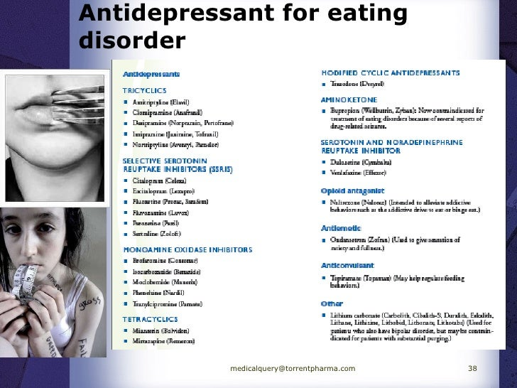 Paxil eating disorders - disorders, including premenstrual