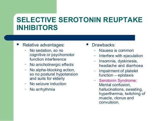 antidepressants Fine Postural Tremor