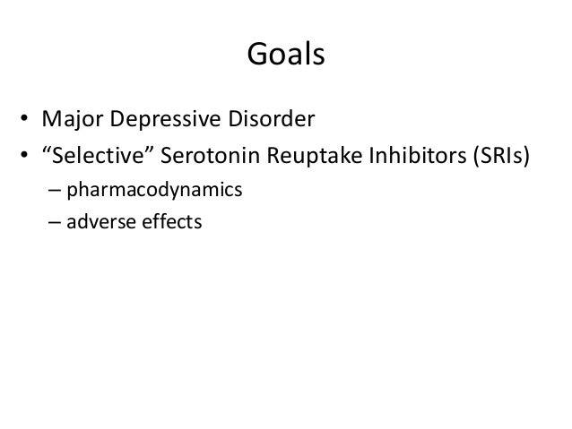 Antidepressants Part I Slide 2