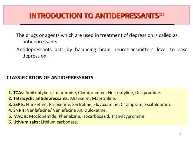 Prozac Antidepressant Drug