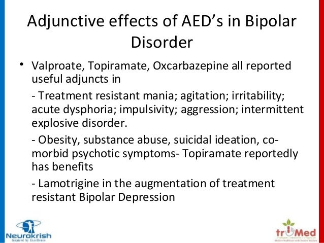 Antiepileptic Drugsv - Lessons from Psychiatry