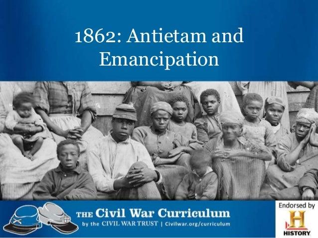 1862: Antietam and Emancipation