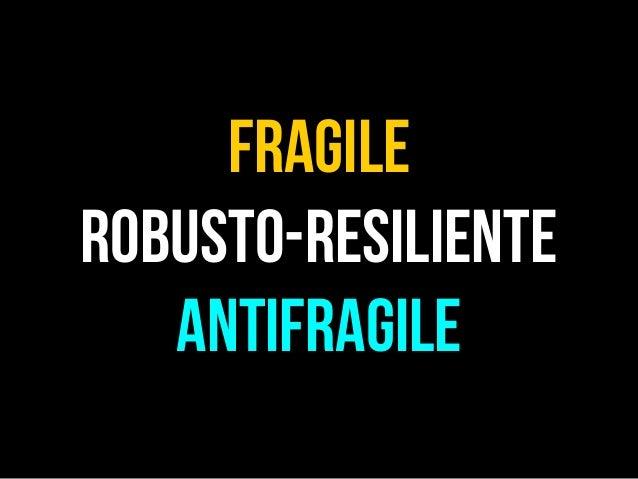 Antifragile Slide 3