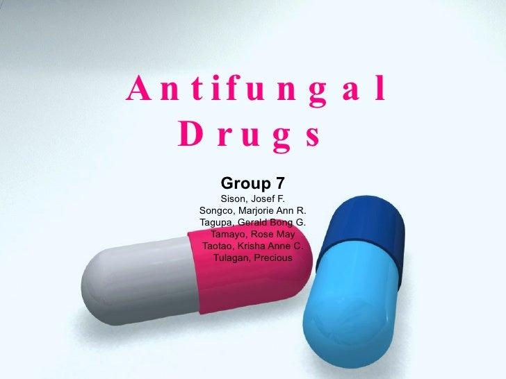 Medicine For Antifungal Pictures Photos