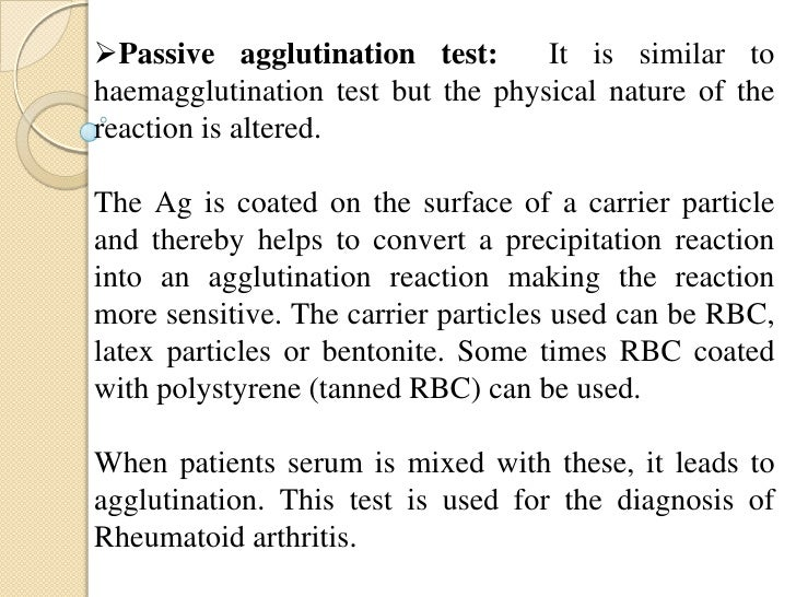 Complement Fixation:• Lysis of RBC or bacteria requires some non-specificunstable components of fresh serum which are call...