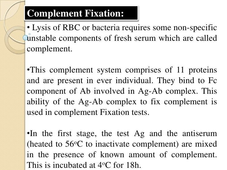 ELISA is of 3types. Indirect ELISA: This technique is used for the  detection of HIV. The envelop proteins are  developed...