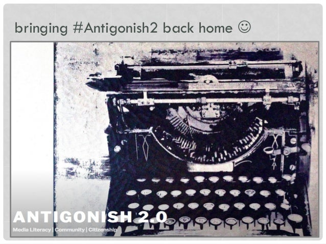 bringing #Antigonish2 back home J